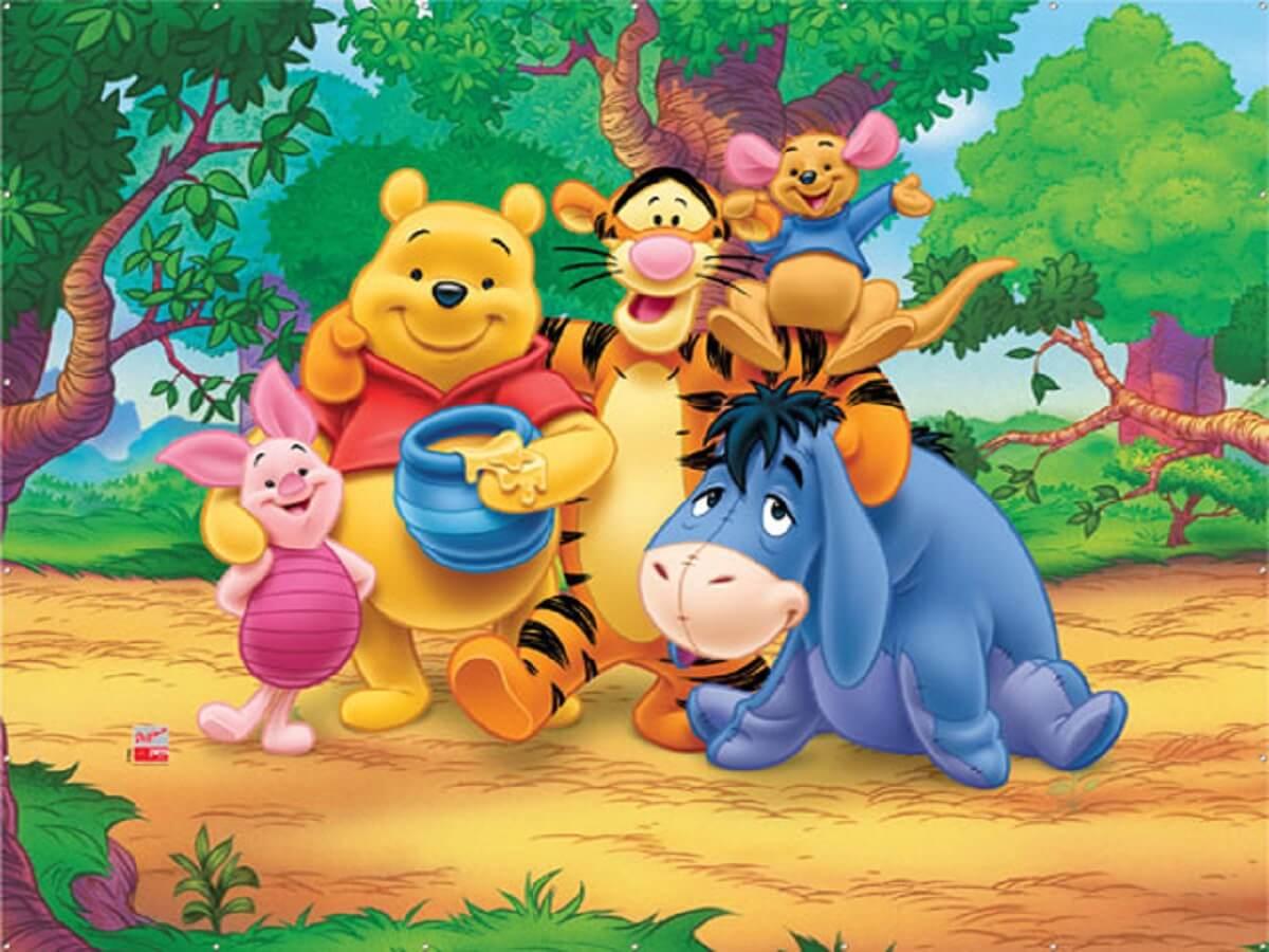 Ursinho Pooh E Os Transtornos Psicologicos